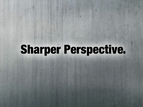 Sharper Perspective.