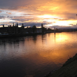 Inverness Sunset