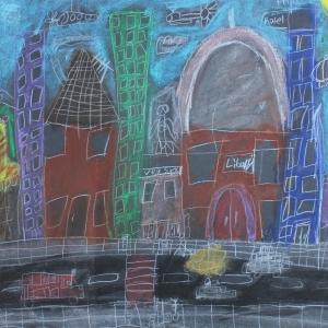 Ashley-Marie Wall, Loughborough - New York City