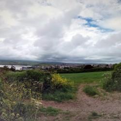 Cornwall sky