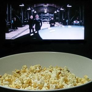 Edgaras Strasnovas - Watching movies late night