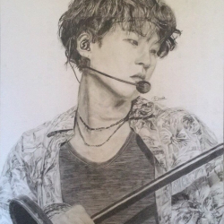 Min Yoongi/Suga from Bts