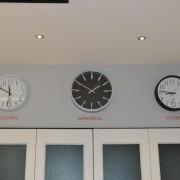 AMC Design horloge