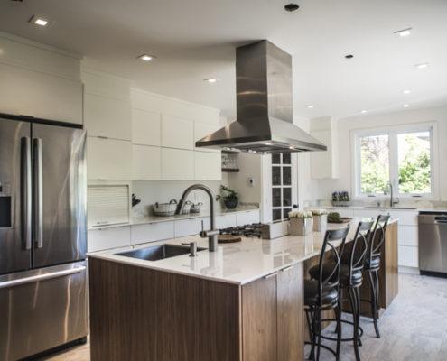 AMC DESIGN rénovation d'une cuisine à Lorraine