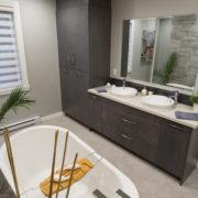 AMC Design vue d'ensemble de la salle de bain