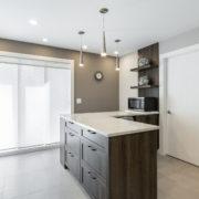 AMC Design rénovation cuisine Montréal vue générale
