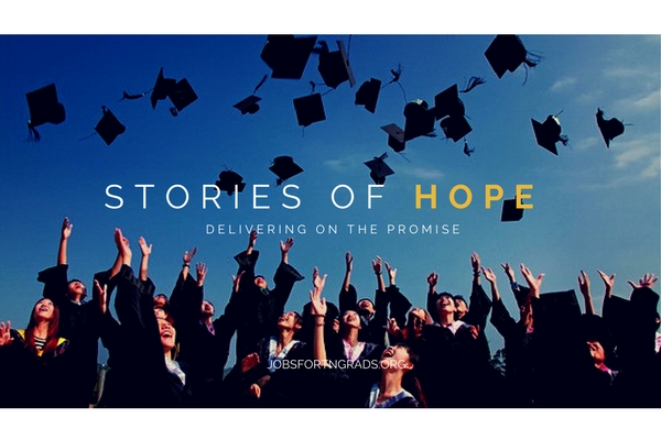 Stories of Hope: Lionel Colas