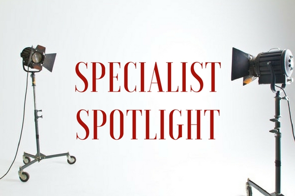 Specialist Spotlight on Vickie Parsons