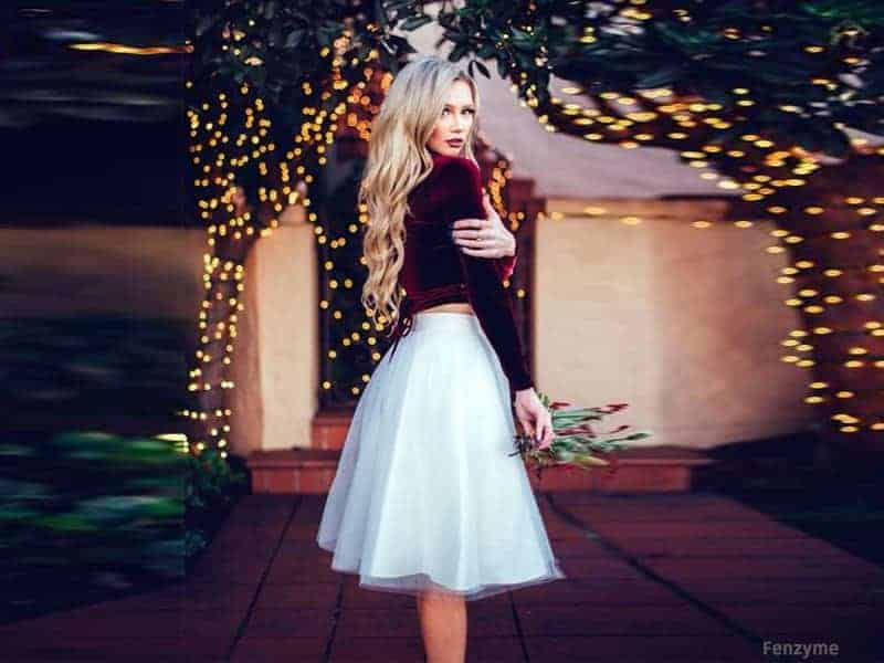 2017 Holiday Party Dresses & Outfits