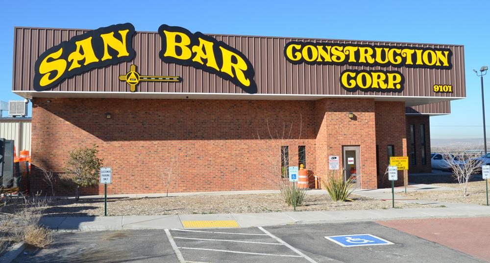 San Bar Construction Corp