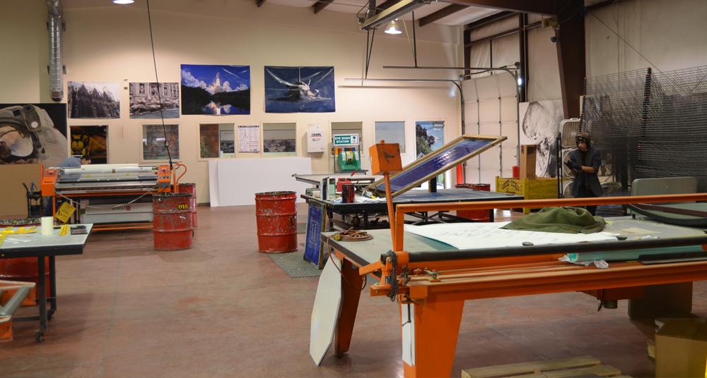 San Bar Printing