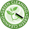 Green Cleaning Logo
