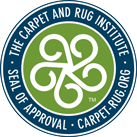 carpet and rug institute seal of approval