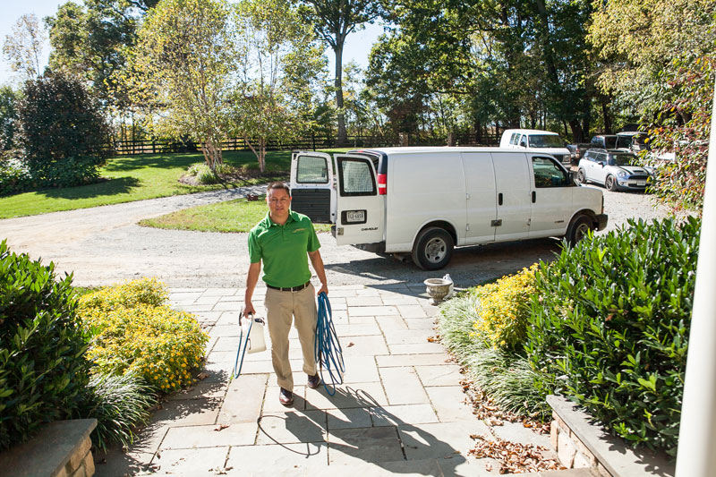 Deep cleaning for carpets in Purcellville Va with Carpet Keepers