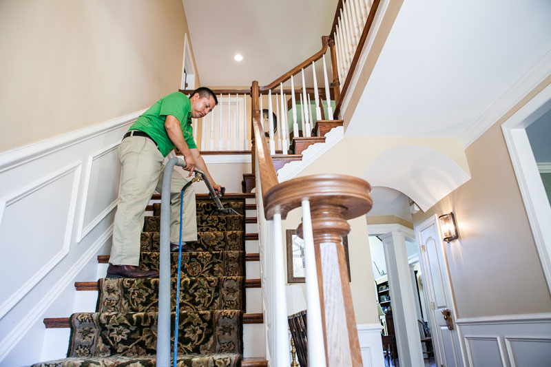 fresh carpets and rugs by Carpet Keepers in Leesburg VA