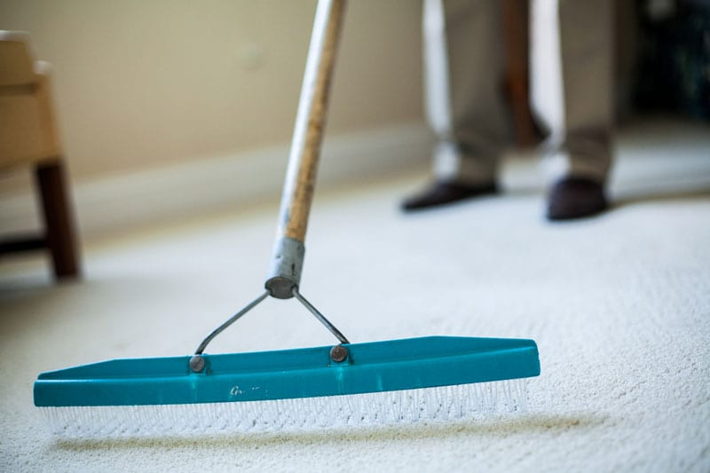 Deep Cleaning Home Carpets