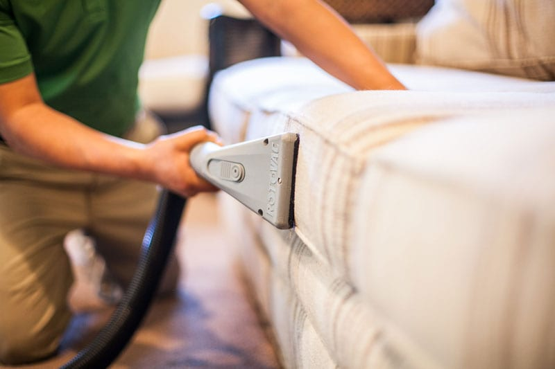 Upholstery Cleaner Leesburg VA - Carpet Keepers