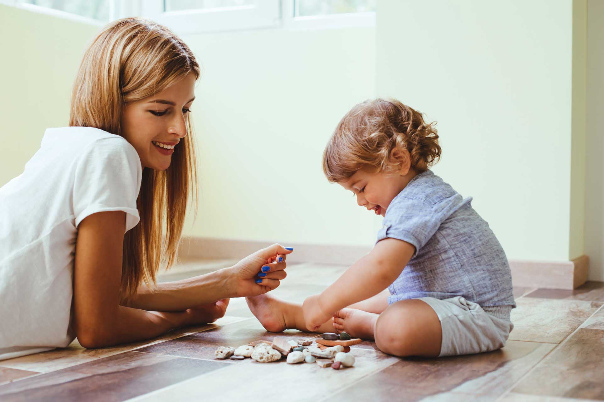 Carpet Cleaner Tips Go Shoeless