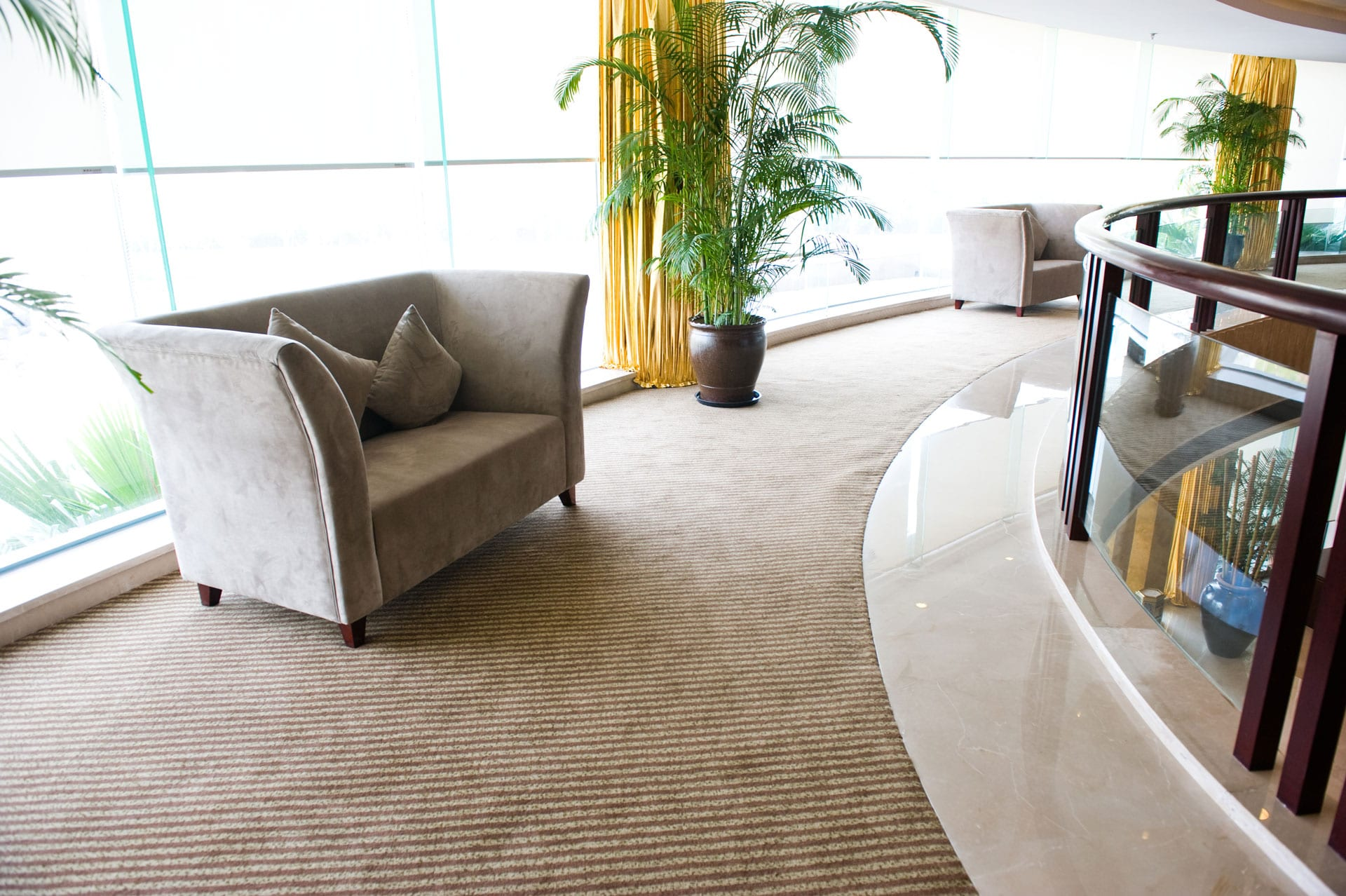 Carpet Cleaners for Business Locations