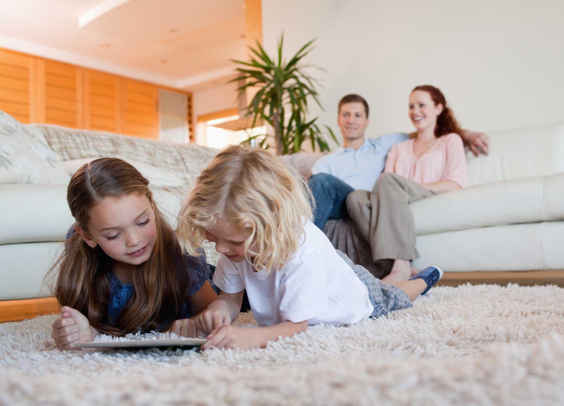 Leesburg VA Professional Carpet Cleaner
