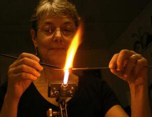 Anita torching