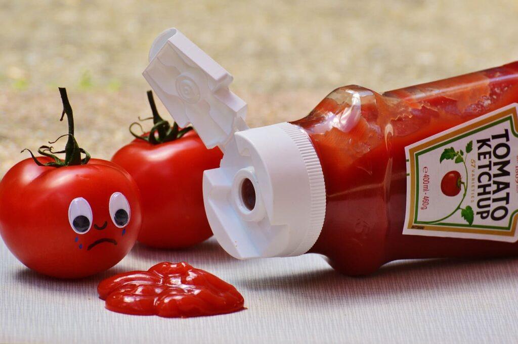 ketchup squirt