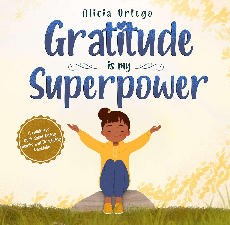 gratitude is my superpower
