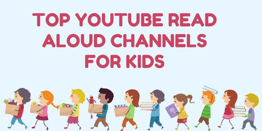 read-aloud for kids