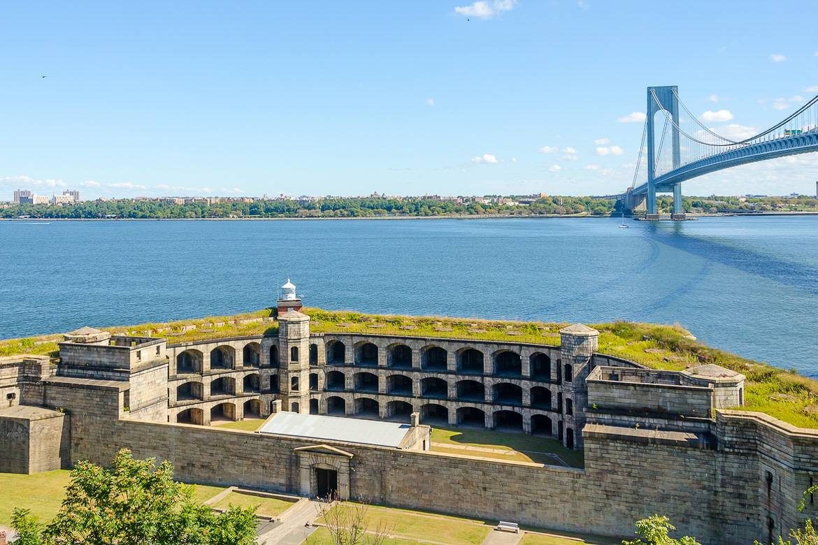 Fort Wadsworth and VZ