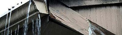 Seamless Gutters - Gutter Inspection