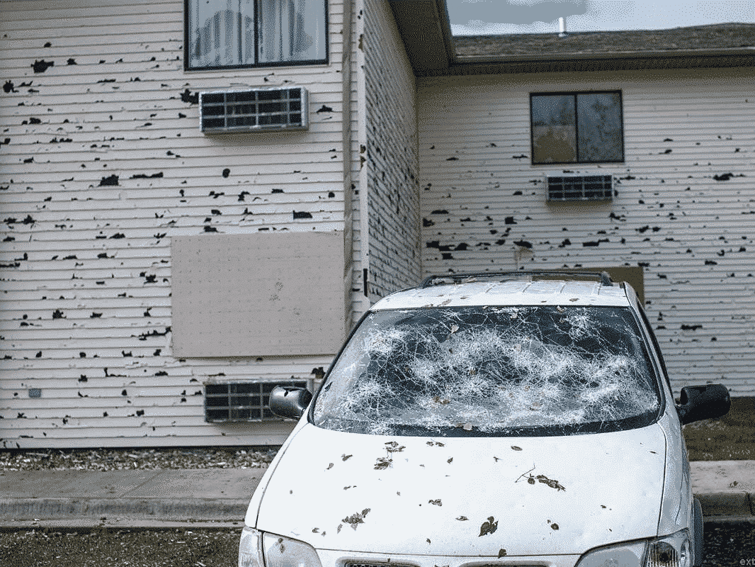 Why fix roof hail damage? Is it too late to file a hail damage claim?