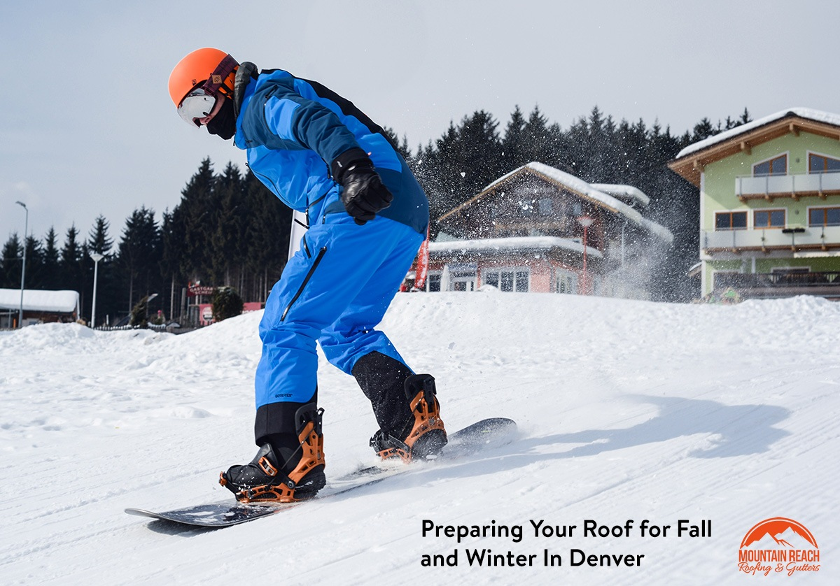 Preparing Your Roof for Fall and Winter In Denver