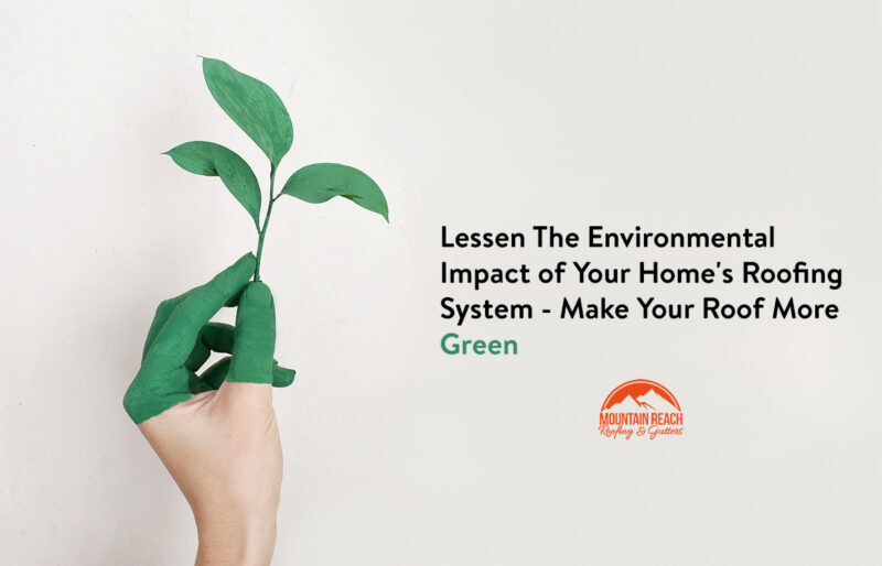 Environmental Impact Of Roofing
