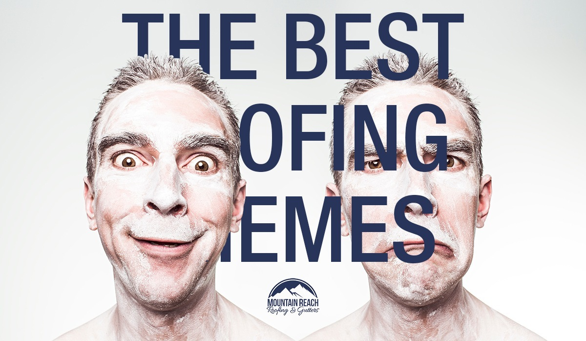 The Best Roofing Memes