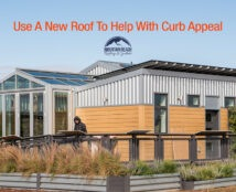 Use A New Roof To Help With Curb Appeal
