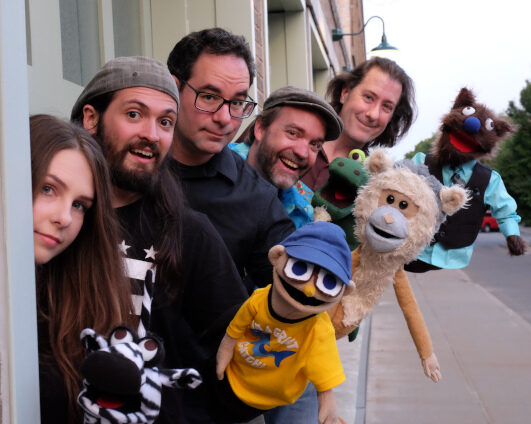 Guild of Thespian Puppets