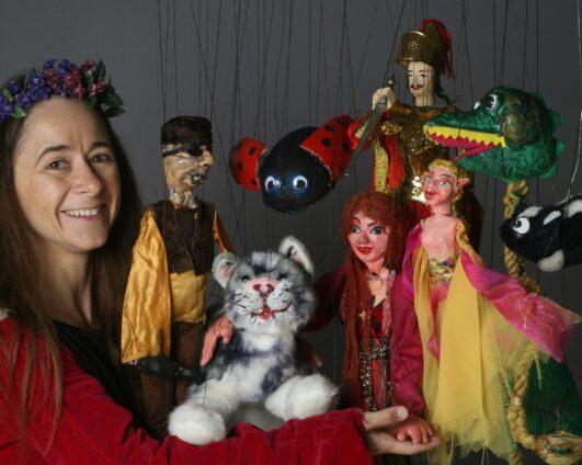 Rosalita's Puppets