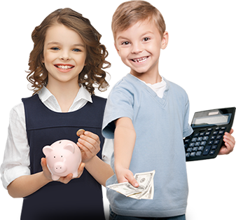 Teaching Kids About Money & finance