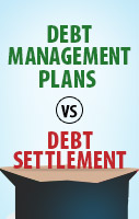 Debt Management Plans vs Debt Settlement thumbnail