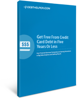 get free from credit card debt