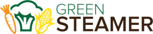 my green steamer logo