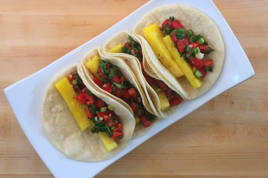 Pineapple Tacos