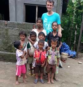 lars in India