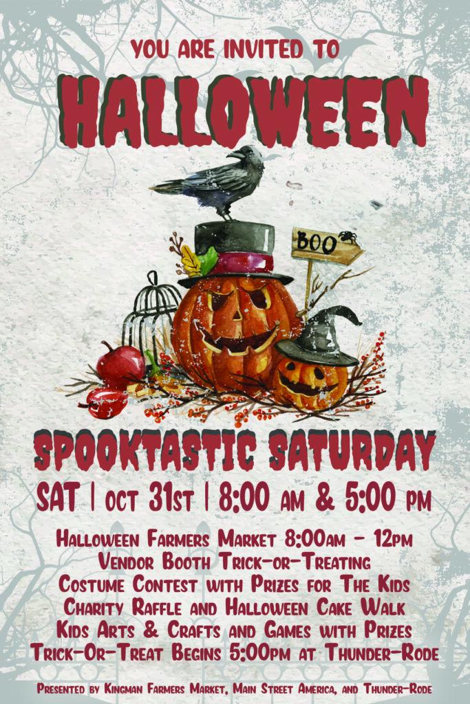 Halloween Farmers Market