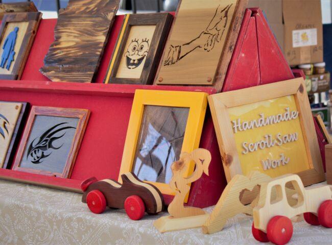 Kingman Farmers Market at Thunder-Rode crafts