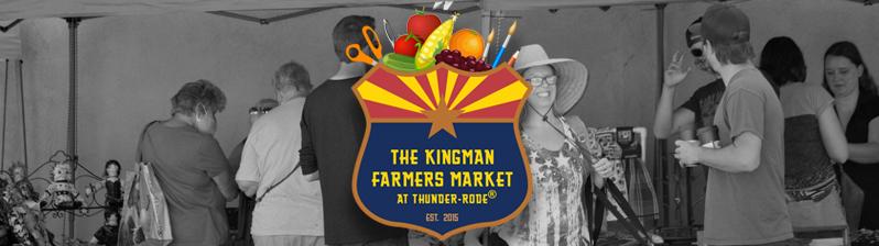 Contact Kingman Farmers Market at Thunder-Rode