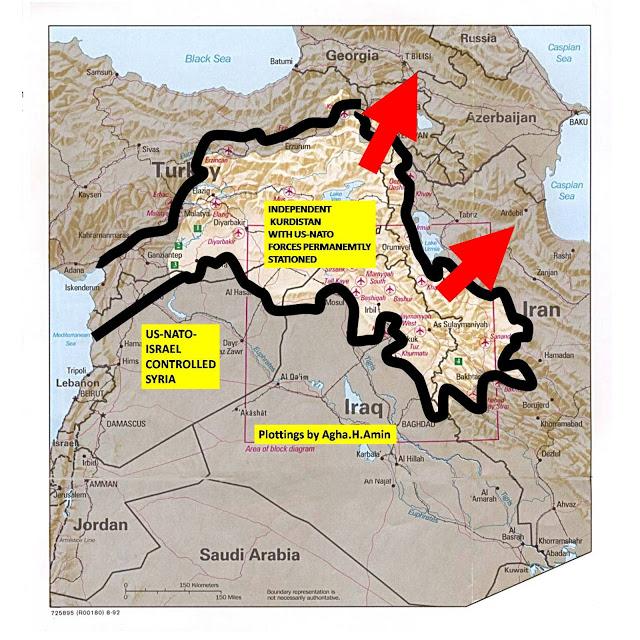 Kurdish Syrian Strat Scenario