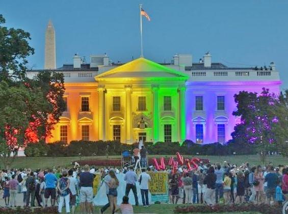 LGBT Beyaz Saray