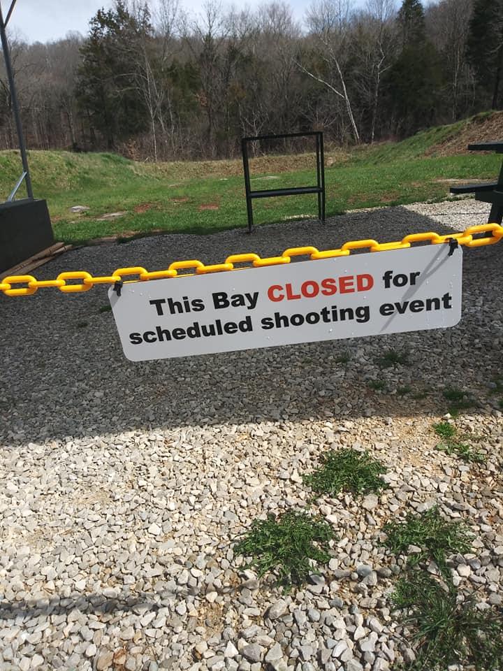 Pistol Bays Closed – Sunday, April 11th post thumbnail