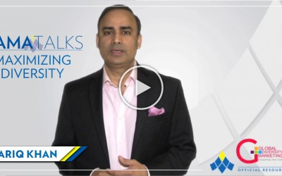 Maximizing Diversity: Tariq Khan featured on GAMATalk